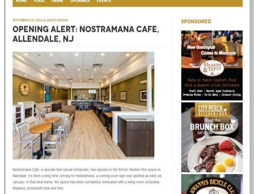 Nostramana Cafe, Allendale, NJ