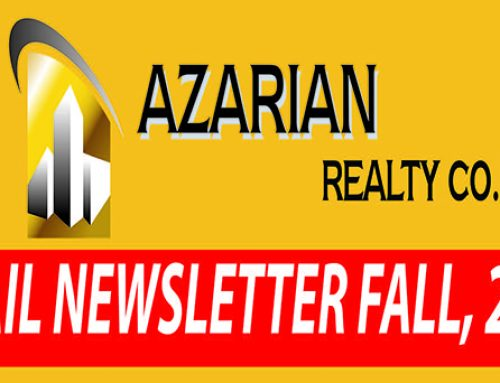 Azarian Fall Newsletter 2016